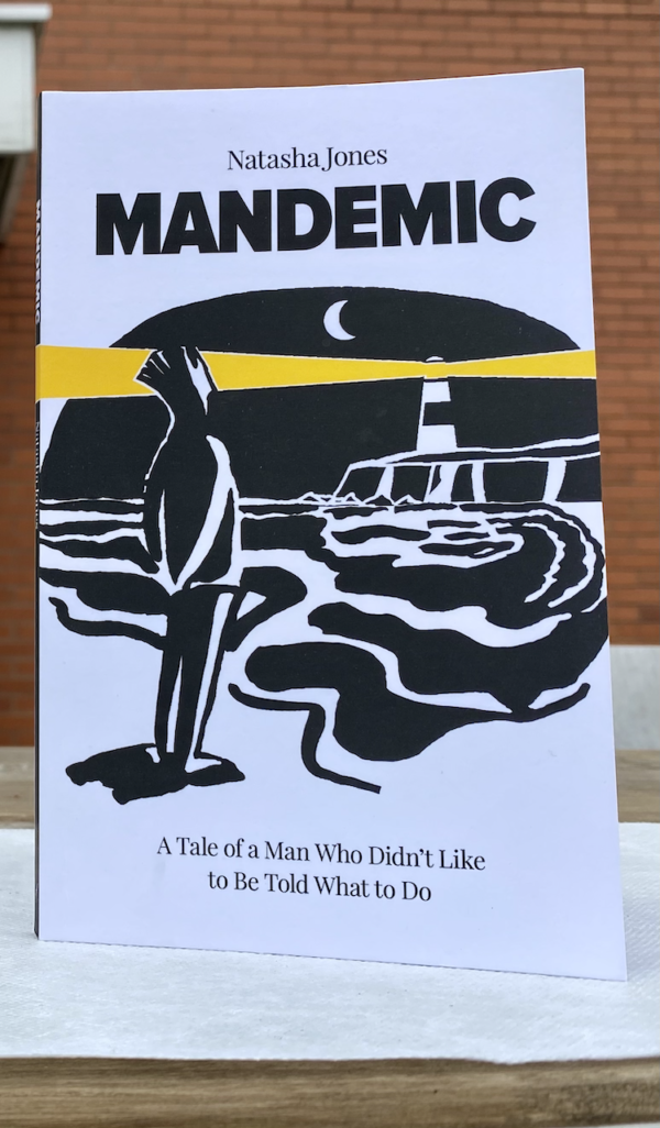 Mandemic Book Only Image